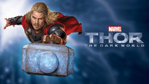Скриншот Thor: The Dark World LWP для Android