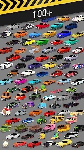 Скриншот Thumb Drift — Furious Racing для Android