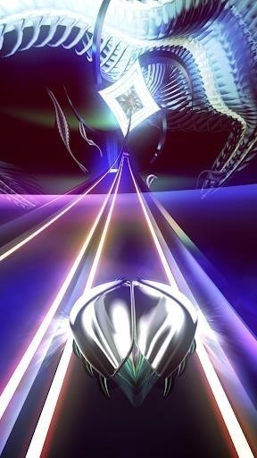 Скриншот Thumper: Pocket Edition для Android