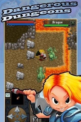Скриншот TibiaME MOO для Android