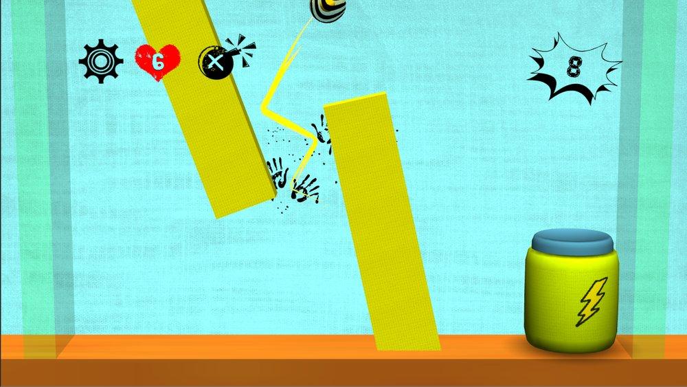 Скриншот Tigerball для Android