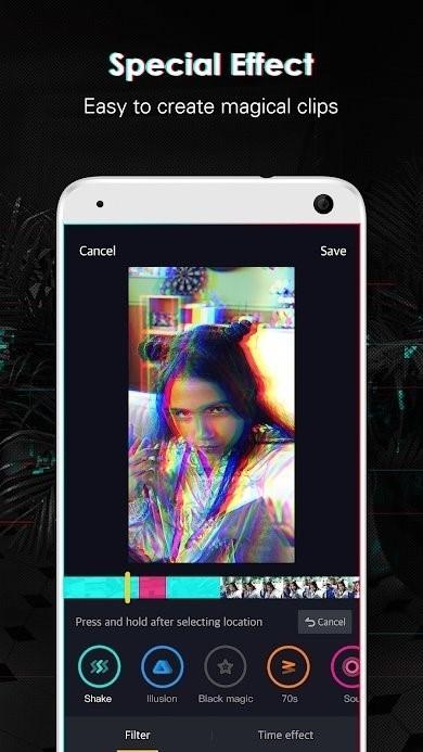 Скриншот Тик Ток для Android