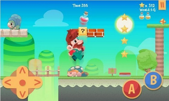 Скриншот Tony's World для Android