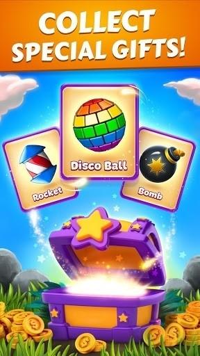 Скриншот Toon Blast для Android