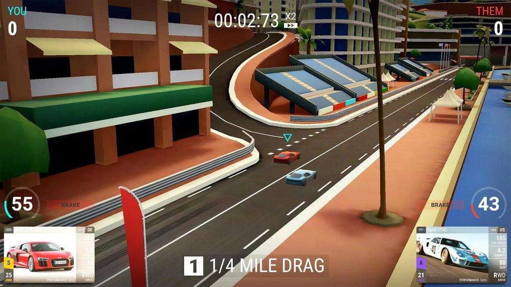Скриншот Top Drives для Android