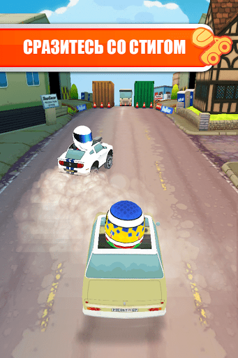 Скриншот Top Gear : Race the Stig для Android