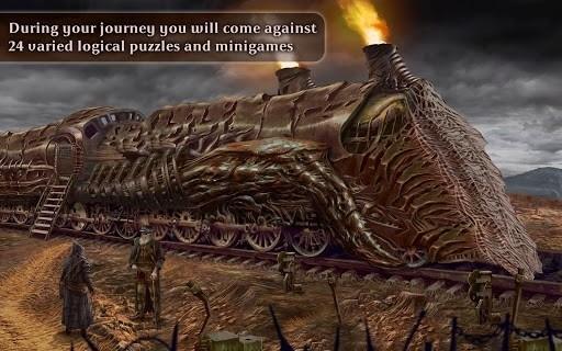 Скриншот Tormentum – Dark Sorrow для Android