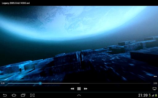 Скриншот Torrent Video Player для Android