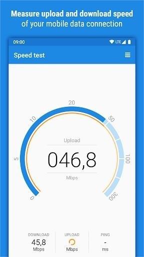 Скриншот Traffic Monitor для Android