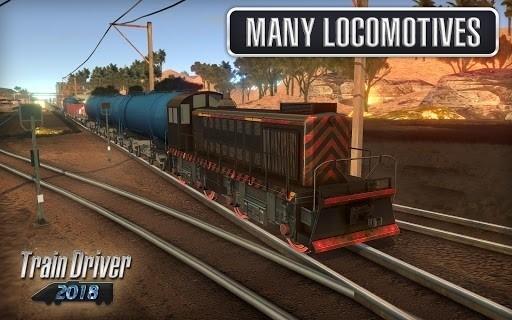 Скриншот Train Driver 2018 для Android