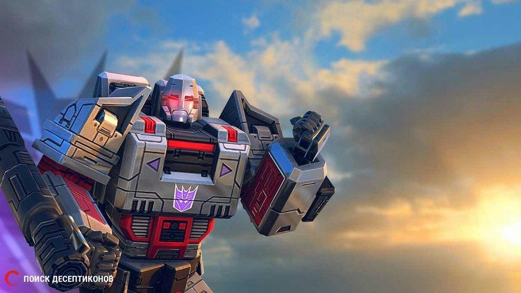 Скриншот Transformers Earth Wars для Android