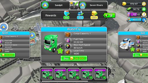 Скриншот Transit King для Android