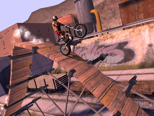 Скриншот Trial Xtreme 4 для Android