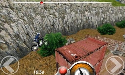 Скриншот Trial Xtreme Free для Android