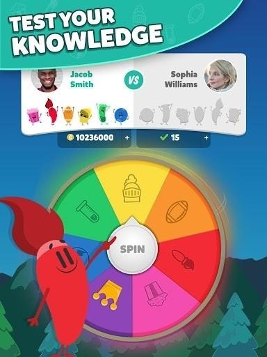 Скриншот Trivia Crack для Android