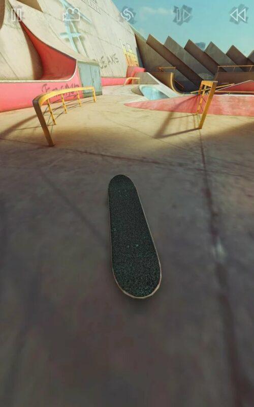 Скриншот True Skate для Android