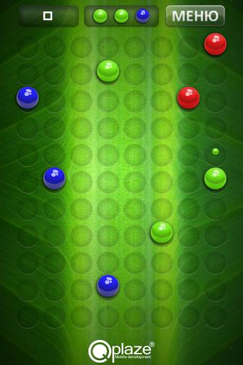 Скриншот Цветные Шарики для Android