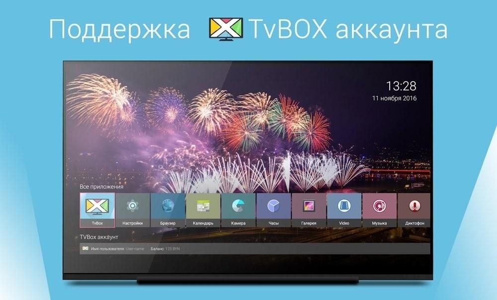 Скриншот TvHome для Android
