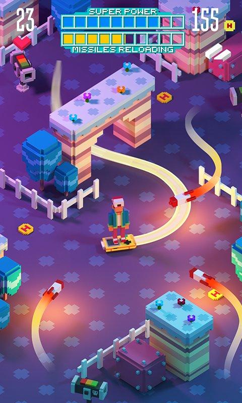 Скриншот Twisty Board для Android