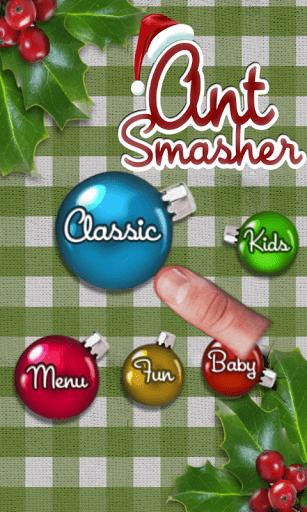 Скриншот Убийца Муравьев рождество игры для Android