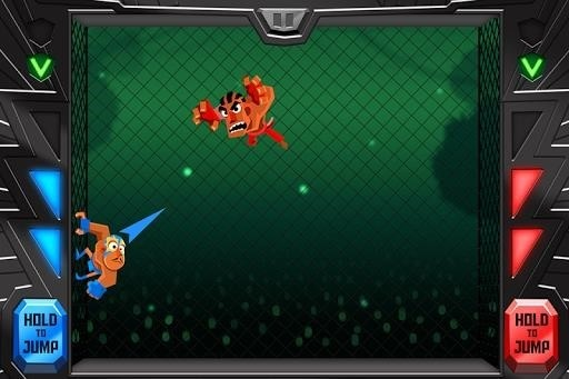 Скриншот UFB 2 — Ultra Fighting Bros для Android