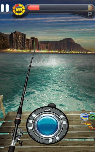Скриншот Улётный клёв: рыбалка в 3D для Android