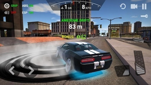 Скриншот Ultimate Car Driving Simulator для Android