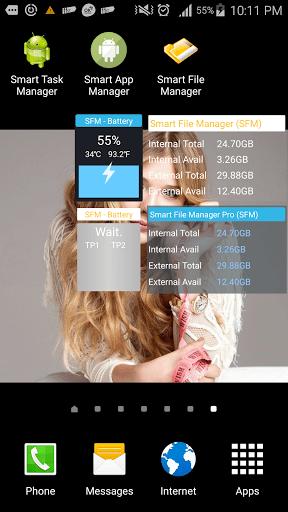 Скриншот Умный менеджер файлов для Android