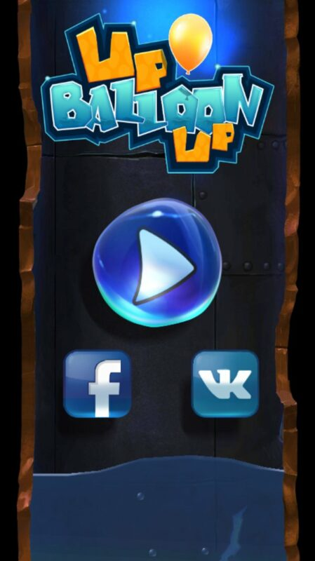 Скриншот Up Balloon Up для Android