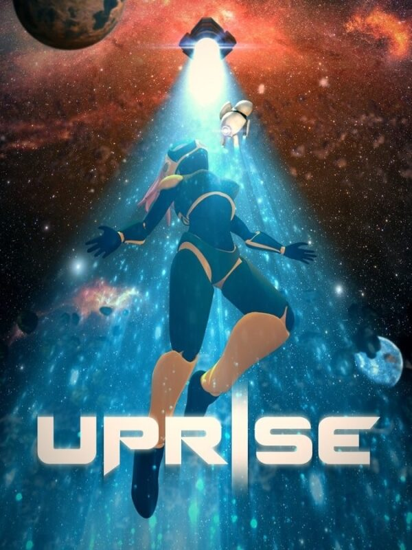 Скриншот UPRISE для Android