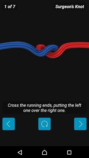 Скриншот Узлы 3D (Knots 3D) для Android