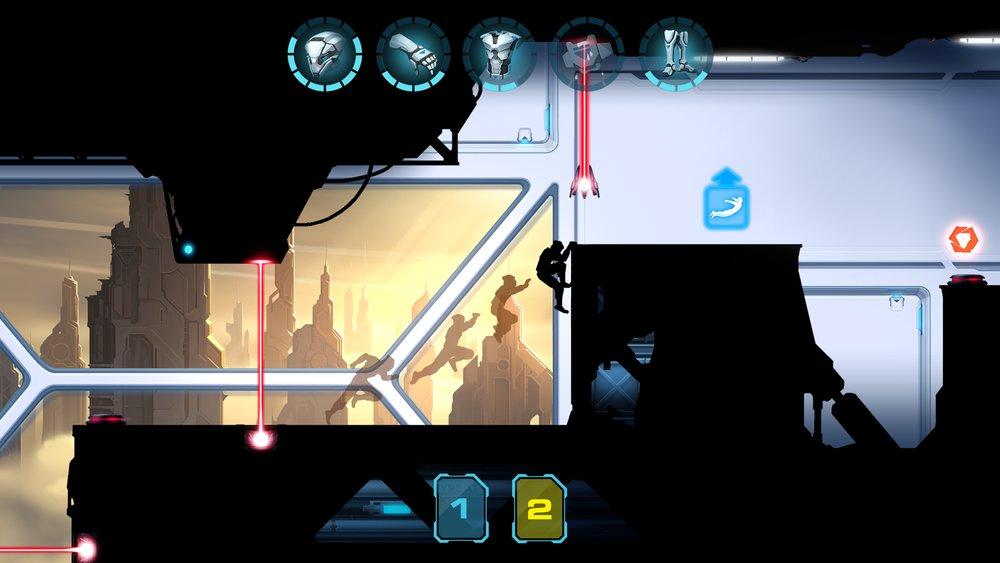 Скриншот Vector 2 для Android