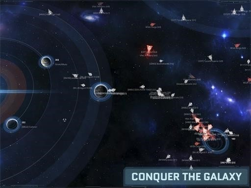 Скриншот VEGA Conflict для Android
