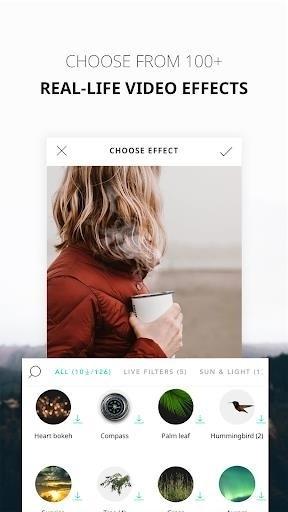 Скриншот VIMAGE для Android