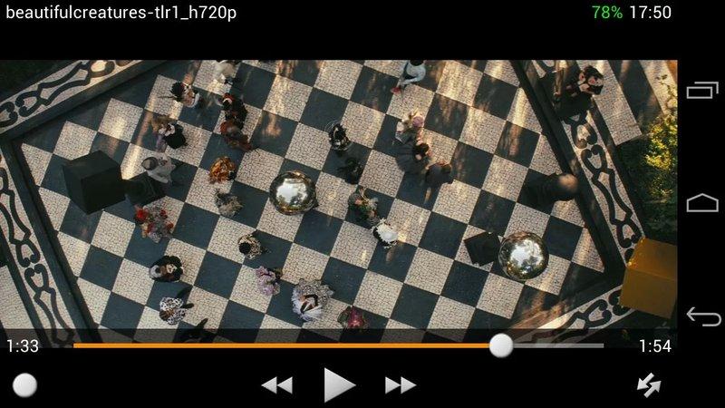 Скриншот VLC Player для Android