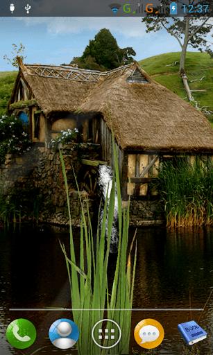 Скриншот Водяная мельница для Android