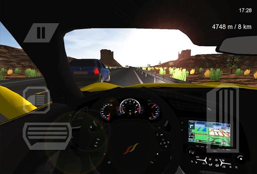 Скриншот Вояж: Путешествие по США для Android