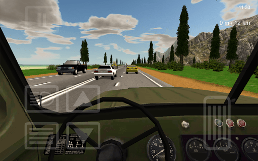 Скриншот Вояж: Русский водила для Android