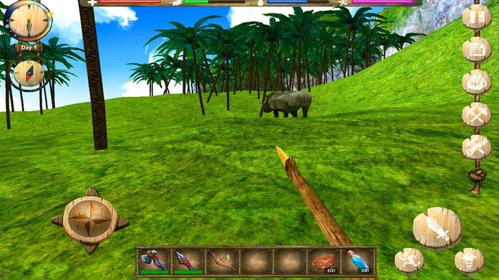 Скриншот Выживание на острове 2016 для Android