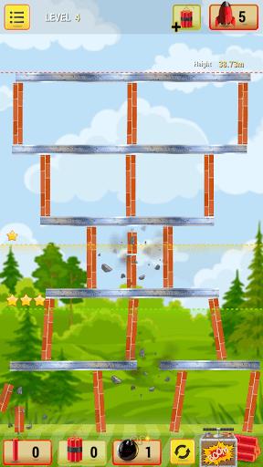 Скриншот Взрыватель / Demolition для Android