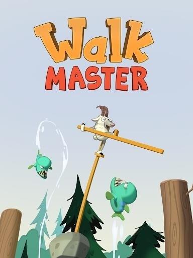 Скриншот Walk Master для Android