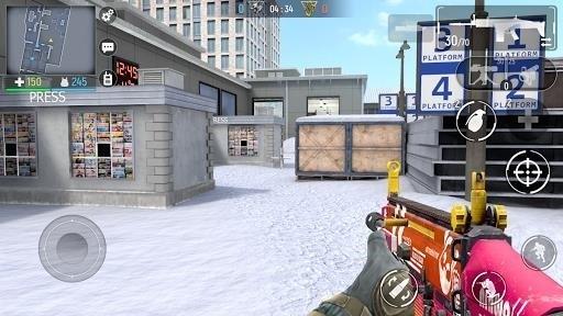 Скриншот Warface: Global Operations для Android