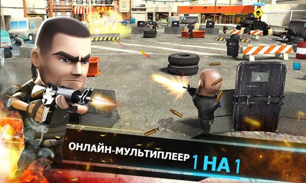 Скриншот War Friends для Android