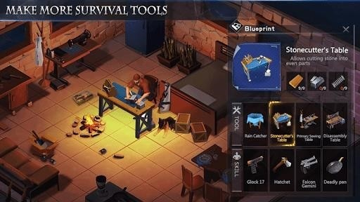 Скриншот WarZ: Law of Survival для Android