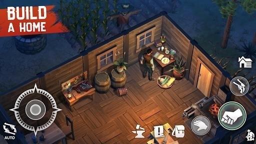 Скриншот Westland Survival для Android