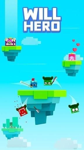 Скриншот Will Hero для Android