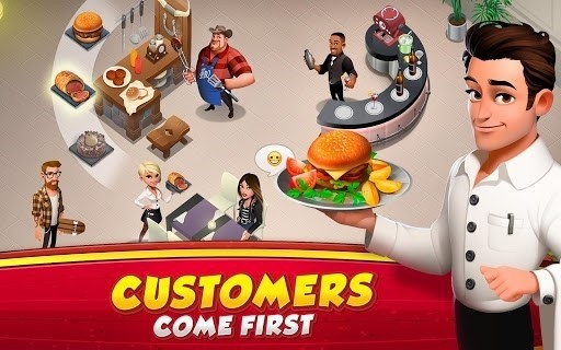 Скриншот World Chef для Android