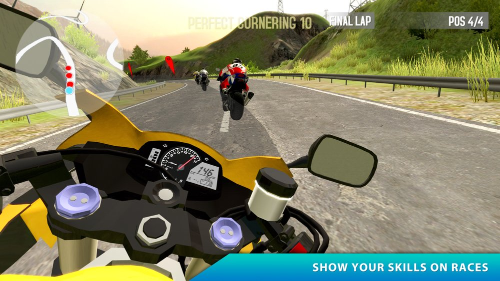 Скриншот World Of Riders для Android