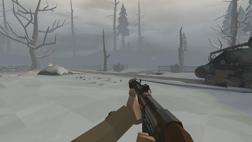 Скриншот World War Polygon для Android