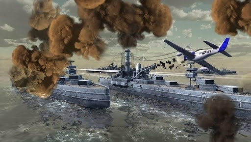 Скриншот World Warships Combat для Android